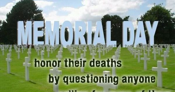 memorial day speeches quotes