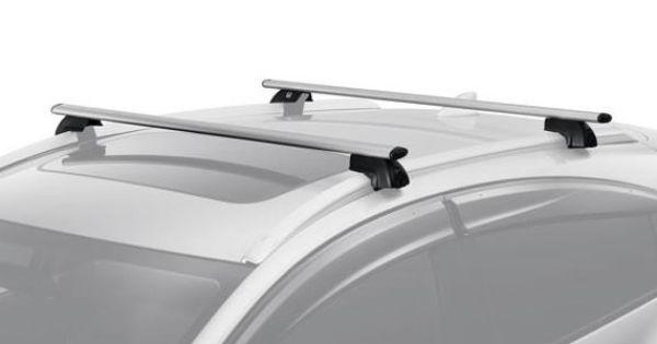 Cross Bars Honda Roof Rails Jeep Compass