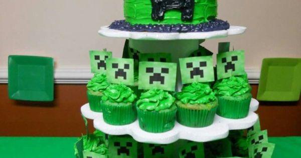 Minecraft Cake Images