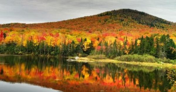 Groton Vermont October Vermont State Parks The Great Outdoors