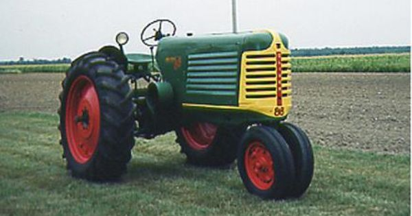 Oliver 1950 4x4 : Oliver farm tractors pictures and information