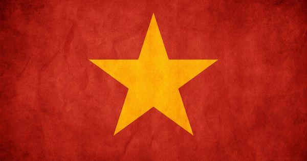 red flag gold stars