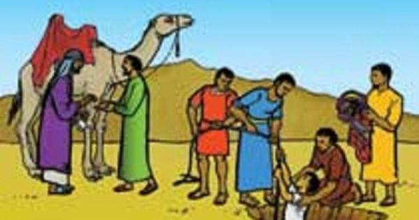 Bijbelverhalen In Beeld 10 Mannen Naar God S Hart Sunday School Coloring Pages Joseph S Brothers Joseph