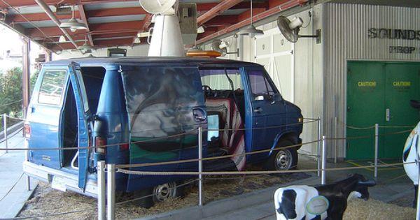 Beltzer S Van Twister Cars Movie Monster Trucks
