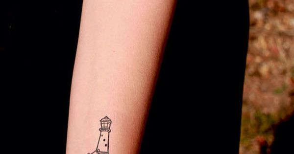 lighthouse tattoo ink my whole body pinterest