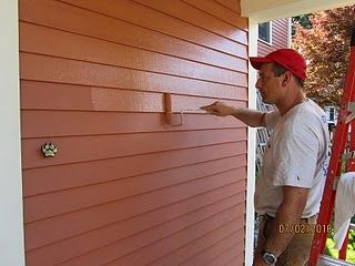Tips For Painting Clapboard Siding Clapboard Siding Clapboard Siding