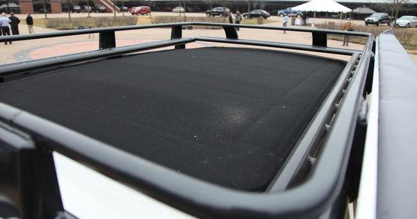 Jeep Liberty Overland Roof Rack W Sky Slider Jeep