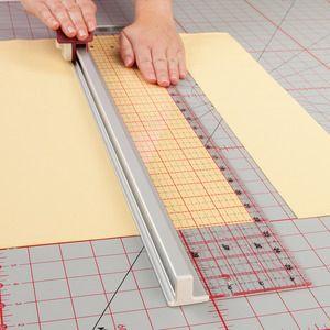 Quilt Ruler Cutter Fabric Strip Cutter Fabric Cutter Nancy Notions Quilting Supplies