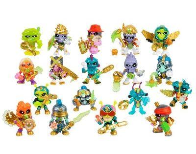 Treasure X Aliens Single Pack Treasures Alien Character