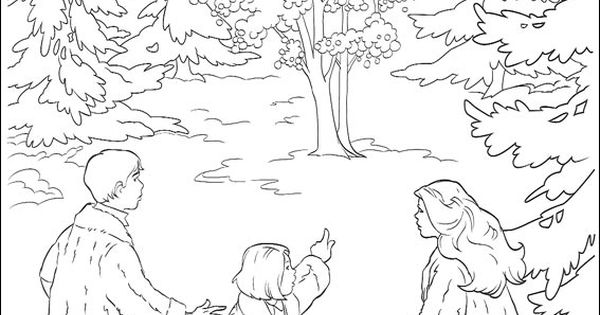 narnia coloring pages characters - photo#35