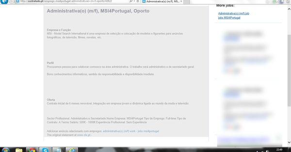 net empregos portimao chat livre portugal