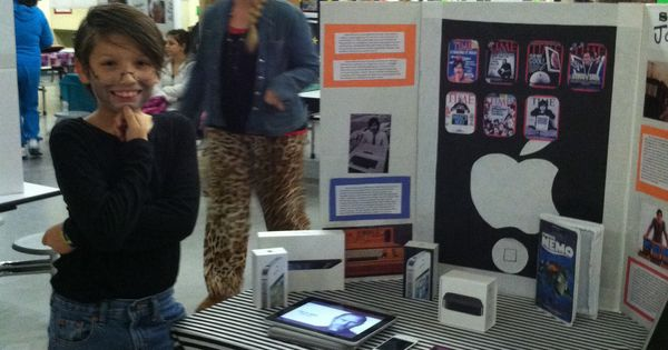 School Projects, Schools And Steve Jobs