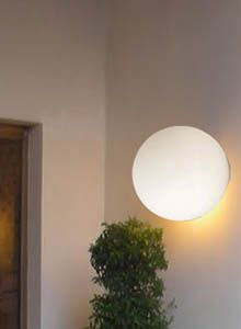 Artemide Dioscuri 42 Wall Ceiling Lamp By Michele De Lucchi
