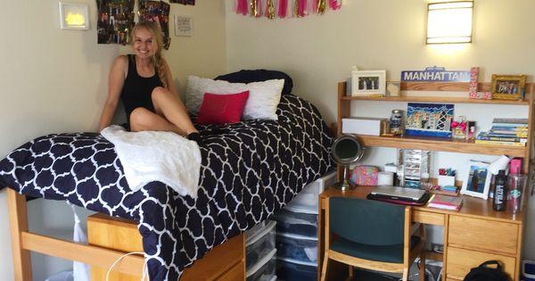Superior Dorm Room At Loyola University Chicago Part 12