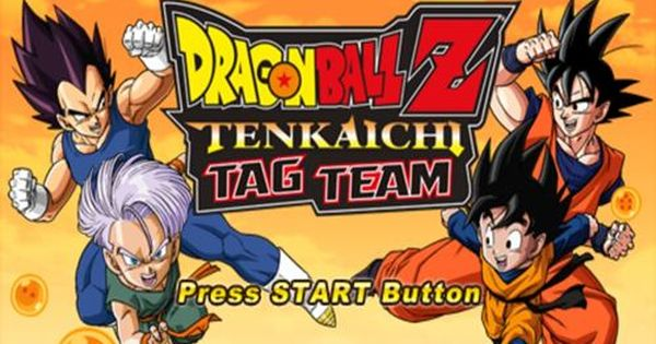 Psp Iso Dragon Ball Z Tenkaichi Tag Team Game Playable On Pc And Android Status Tested With Ppsspp Emulator Read Dragon Ball Z Dragon Ball Playstation Portable