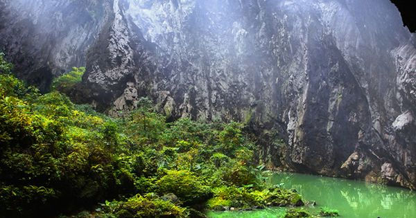 YingXi Corridor of Stone Peaks, China; This is such an beautiful place!