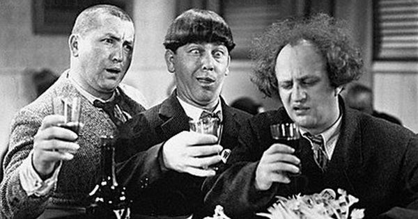 Drei Stooges