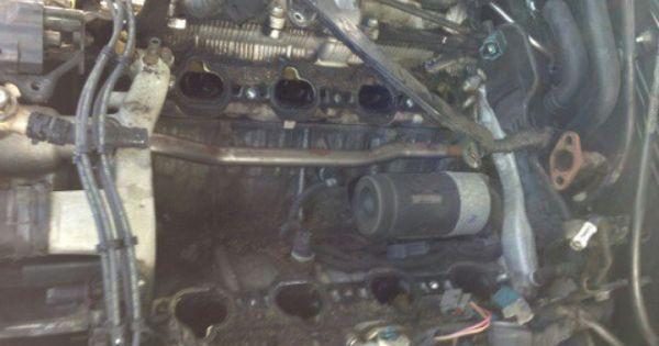 Starter hidden under intake manifold | Auto repair | Pinterest