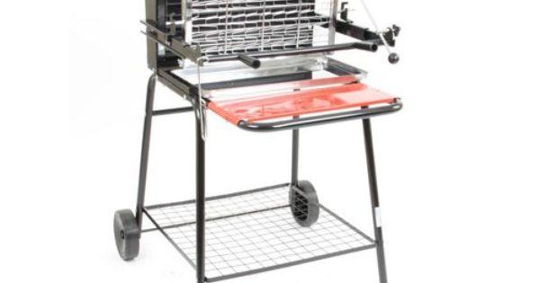 somagic barbecue foyer vertical au charbon de bois raymond tom345344 pas cher achat. Black Bedroom Furniture Sets. Home Design Ideas