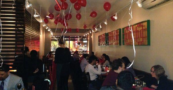 new york valentine's day prix fixe