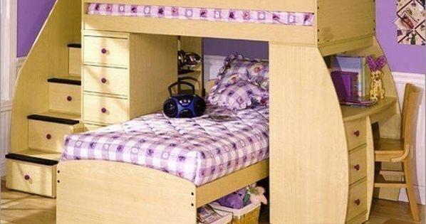 Vendo cama litera para ni as super oferta por navidad for Cuartos para ninas literas