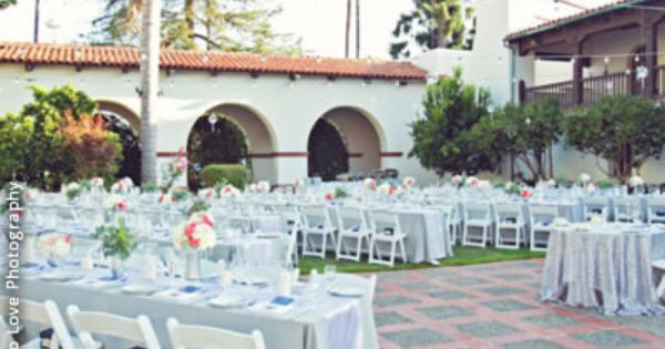 Tangata Restaurant At The Bowers Museum Orange County Wedding