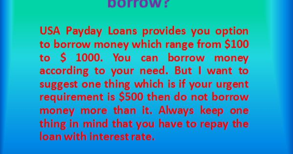Discovering How Paydayspeed Loans Meet Your Needs Payday Loans Payday Financial Services