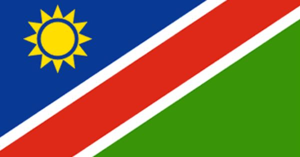 Namibia Flag And Description Namibian Flag Namibia Flag Flag