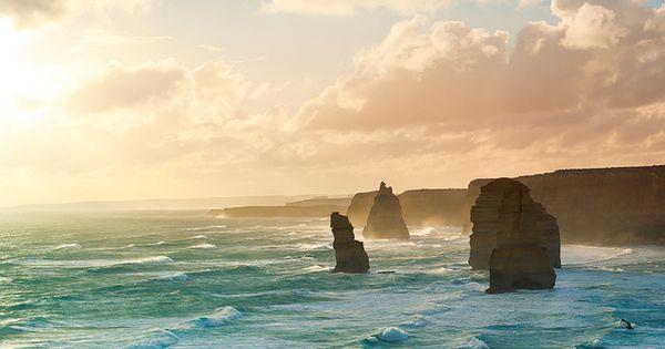Twelve Apostles, Victoria, Australia Australia Travel leisure trips holiday vacation places views