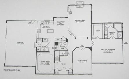 Best First Floor Master Bedrooms Floor Plans Not As Easy As 640 x 480