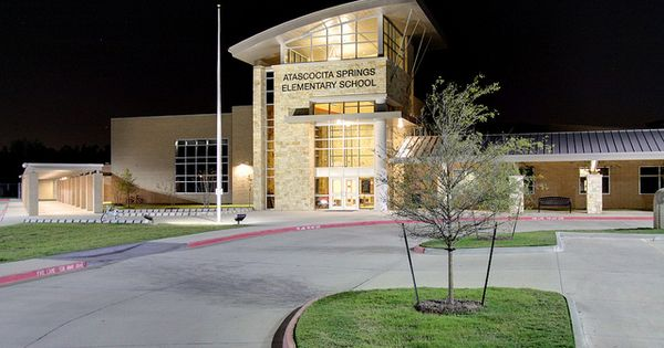 Eagle Springs Atascocita Springs Elementary School Westin Travisre