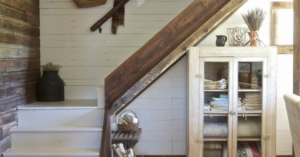 Vintage Whites Blog: Renovated Rustic Montana Farmhouse
