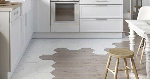 carrelage kanya castorama belle tuile hexagonale et tuile. Black Bedroom Furniture Sets. Home Design Ideas