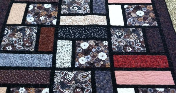 Perfect For Showcasing Large Scale Print Quilts