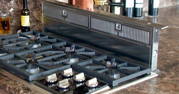 Faber Range Hoods Scirocco Downdraft Vent Hood Kitchen Exhaust Kitchen Cooktop Exhaust Fan Kitchen