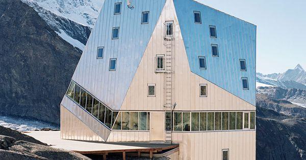 Bearth deplazes architekten ag a schweiz pinterest for Design hotel quartier 65 mainz