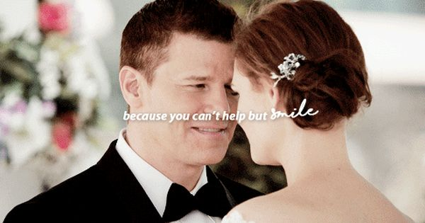 Michaelaconlin Seeley Booth Booth And Brennan Kinds Of Kisses
