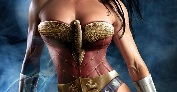 Wonder Woman by ~Jeffach on deviantART - WonderWoman