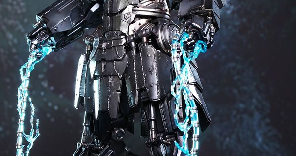 Hot Toys : Iron Man 2 - Whiplash Mark II 1/6th scale