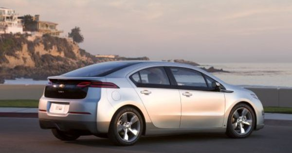 Silver Chevy Volt Google Search With Images Chevrolet Volt