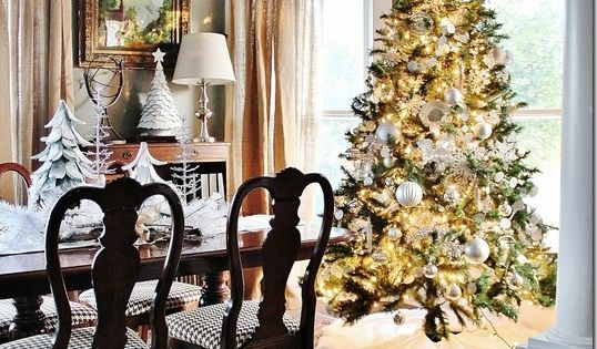 mini farmhouse christmas tour weihnachten und ideen. Black Bedroom Furniture Sets. Home Design Ideas