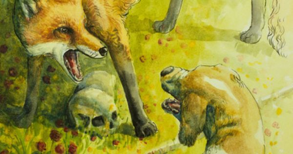 Teumessian fox greek mythology - photo#20