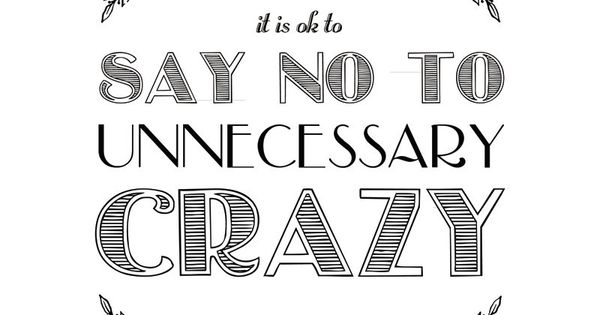 Including Unnecessary Crazy People! | Quotes at Repinned.net