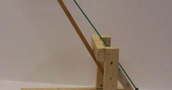 Make a backyard catapult | Activities for Boys | Pinterest ...