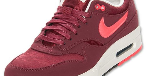 competitive price edb7b 7aa56 ... Sport Shoes For Women Nike Air Max 1 Team Red Atomic Red White online  ...
