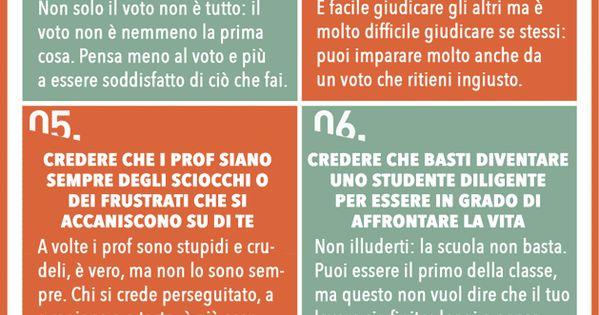 I 10 Errori Piu Comuni In Cui Puo Incappare Uno Studente Con