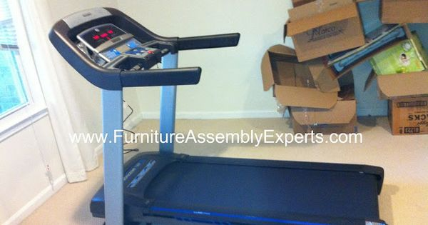 horizon t101 treadmill assembly instructions