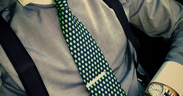 Cool tie - photo