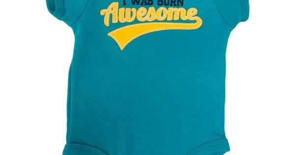 Awesome Onesie by Carter's Babies baby boy| http://cutebaby946.blogspot.com