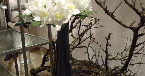 BrautstrauA?(bridal Bouquet)Eucharis Design HansjA�rg Renner,Blumen Renner LA�rrach